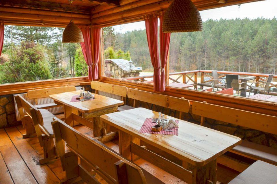 Restoran Konoba KUM Sokolac